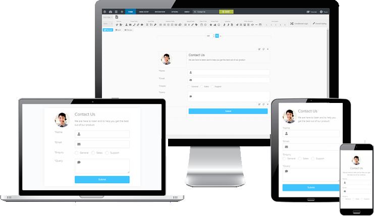 NEX-Forms - Best WordPress Form Builder Plugin - 1