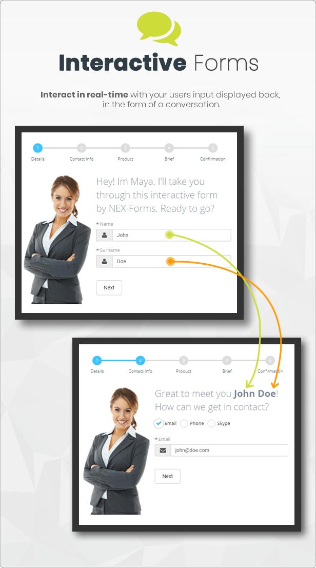 Best WordPress Form Builder Plugin - Interactive Forms